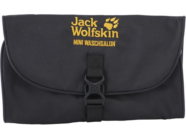 Jack Wolfskin Mini Waschsalon Hygienialaukku, black